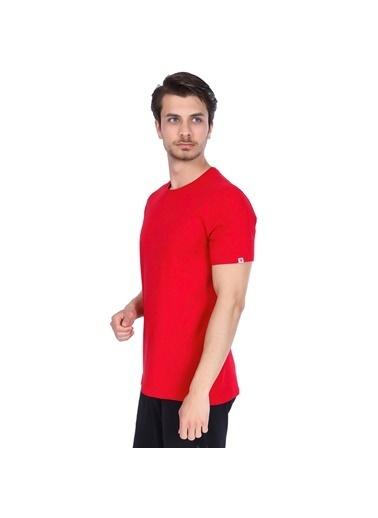 Sportive Tişört Kırmızı